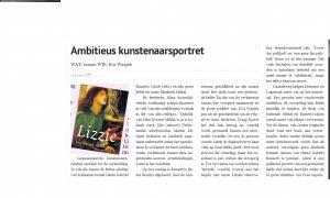 Telegraaf Lizzie 11.9.15