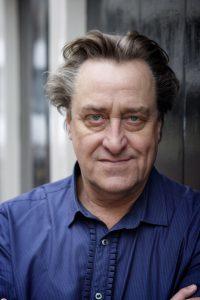 Nederland,Amsterdam, 2015 Martin Michael Driessen, auteur en regisseur, uitgeverij van Oorschot Foto: Bob Bronshoff